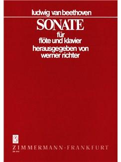 Beethoven: Sonata Books | Flute