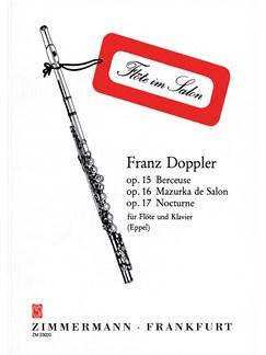 Franz Doppler: Berceuse, Mazurka De Salon, And Nocturne Books | Flute, Piano Accompaniment