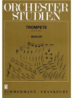 Gustav Mahler: Orchestral Studies (Trumpet) Books   Trumpet