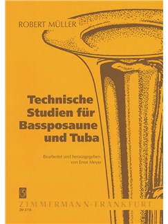 Robert Muller: Technical Studies For Tuba Books | Tuba