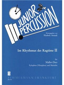 Im Rhythmus Des Ragtime Ii Books | Marimba