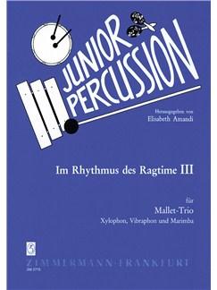 Im Rhythmus Des Ragtime Iii Books | Marimba, Vibraphone