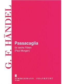 Handel: Passacaglia Books | Flute