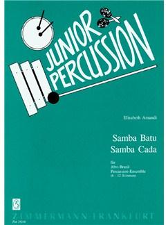 Amandi: Samba Batu Books  