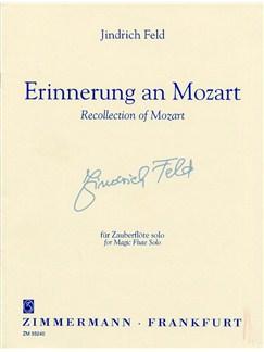Jindrich Feld: Recollection Of Mozart Books | Flute