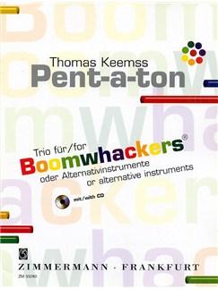 Thomas Keemss: Pent-A-Ton Books | Percussion (Trio)