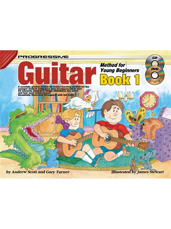 Guitar Learning Book For Kids Amazon