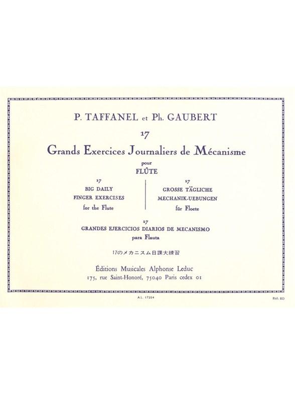 Complete Flute Method (Taffanel Paul)