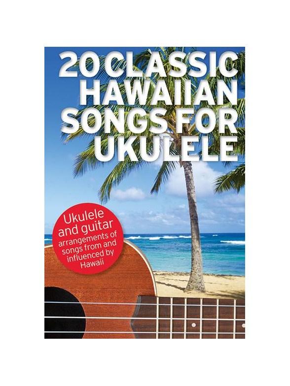20 Classic Hawaiian Songs For Ukulele Guitar Sheet Music Sheet