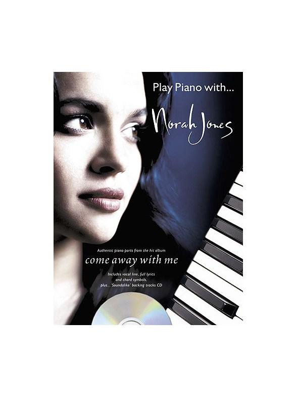 Play Piano With Norah Jones Piano Vocal Guitar Sheet Music