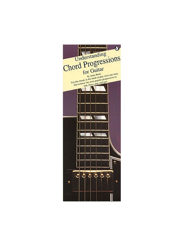 Understanding Chord Progressions For Guitar - Guitar Tab Books ...
