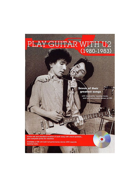 Click to view product details and reviews for Play Guitar With U2 1980 To 1983.