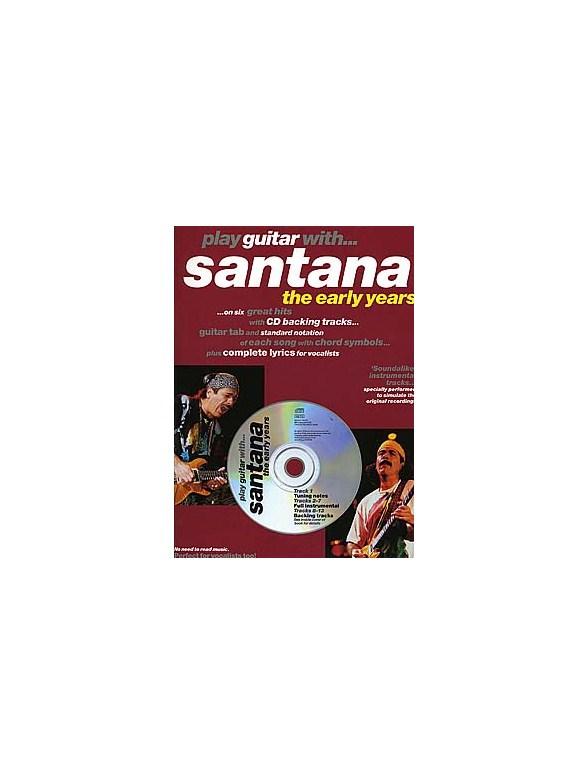 buy carlos santana sheet music tablature books scores. Black Bedroom Furniture Sets. Home Design Ideas