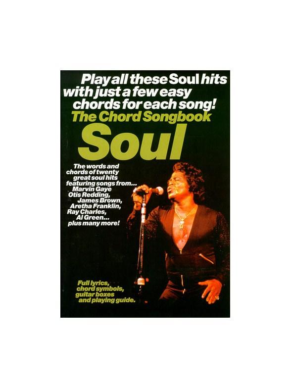 The Chord Songbook: Soul - Lyrics & Chords Sheet Music - Sheet Music ...