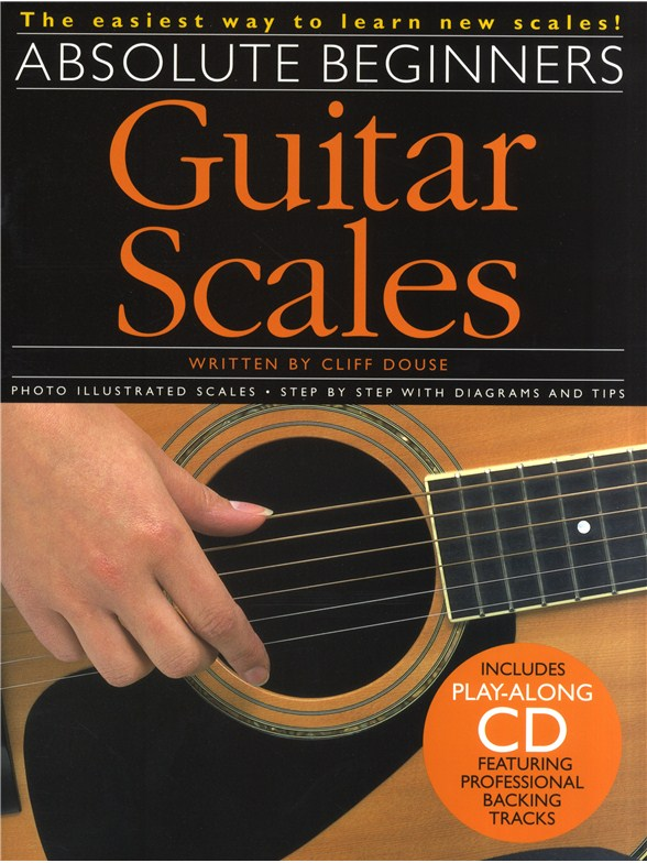 absolute beginners guitar scales guitar books tuition. Black Bedroom Furniture Sets. Home Design Ideas