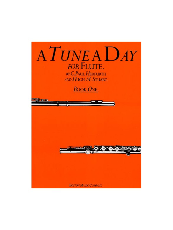 A Tune A Day - Flute Sheet Music By C. Paul Herfurth - Sheet Music Plus