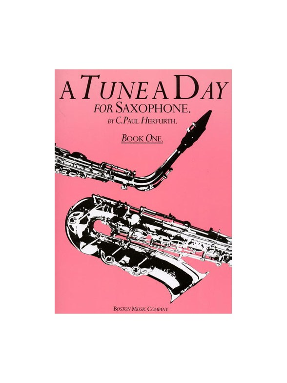 A Tune Day For Saxophone Book One