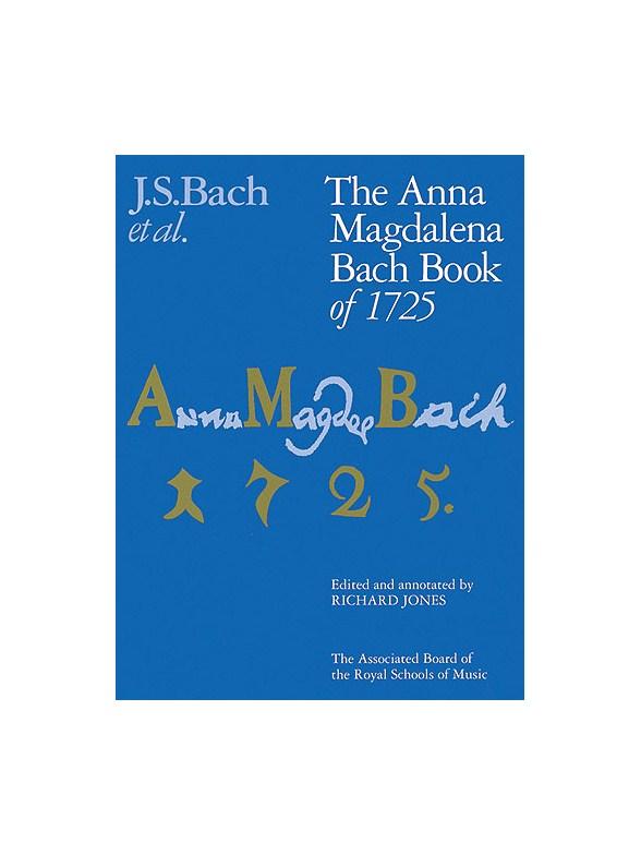 bach anna magdalene book pdf