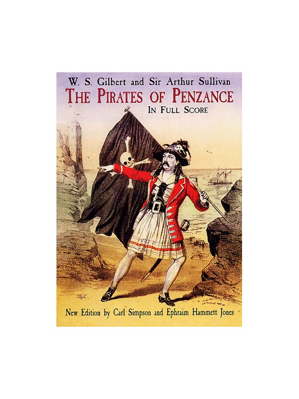 an analysis of the pirates of penzance by gilbert and sullivan
