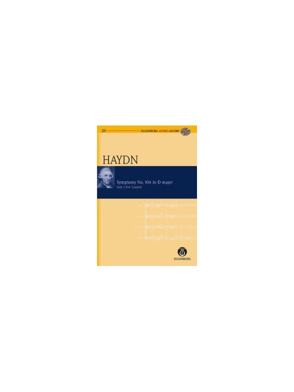 Sheet music joseph haydn symphony in d 39 london for Yamaha clavinova clp 123 price