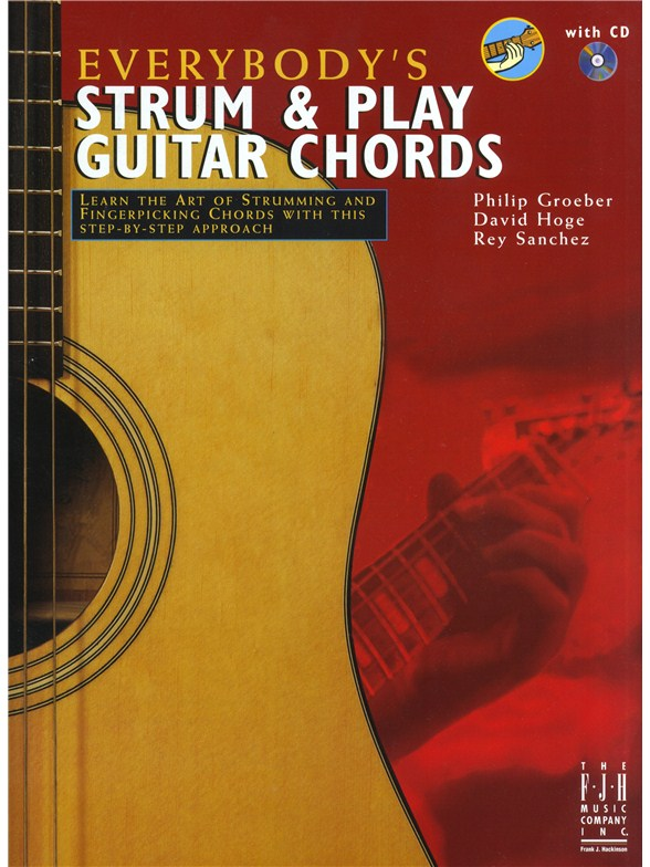 Everybody\'s Strum And Play Guitar Chords (Book and CD) - Guitar ...