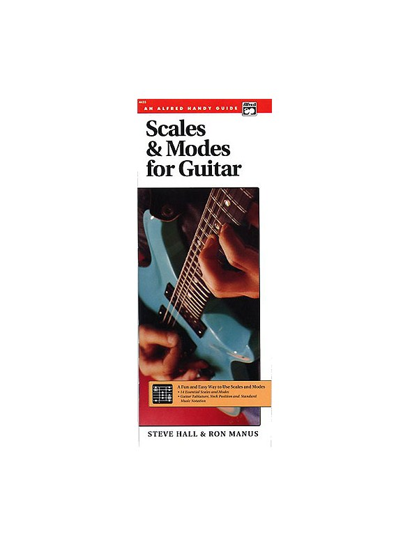 Click to view product details and reviews for Scales And Modes For Guitar Handy Guide.