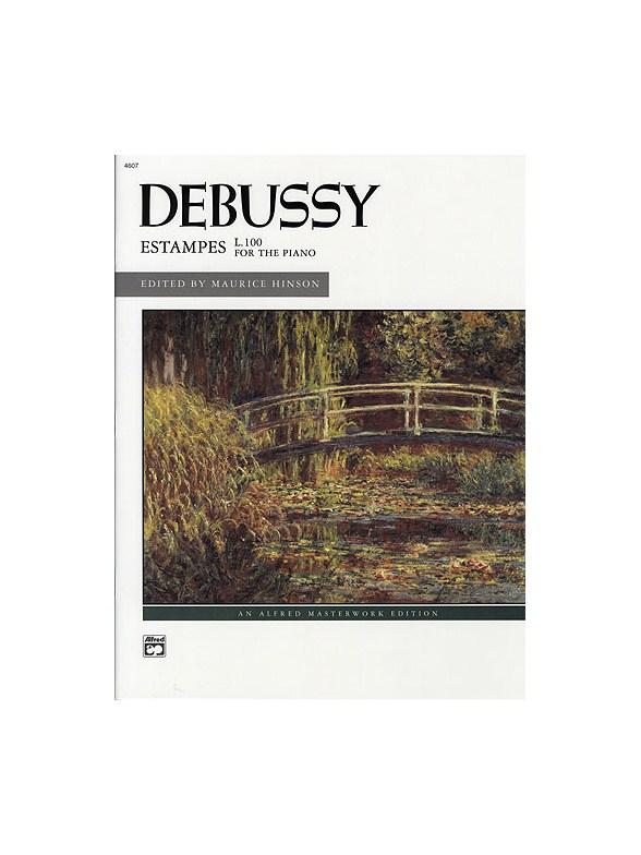 debussy estampes sheet music pdf