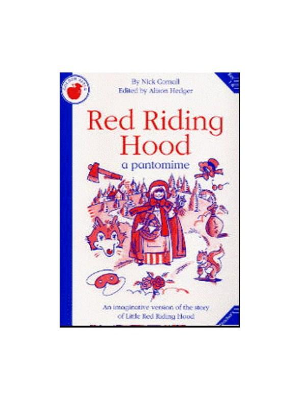 Nick Cornall Red Riding Hood Teachers Book Piano Vocal