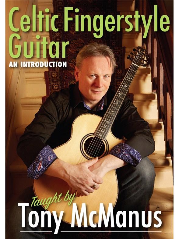 Tony McManus: Celtic Fingerstyle Guitar - An Introduction (DVD). DVD (Region 0)
