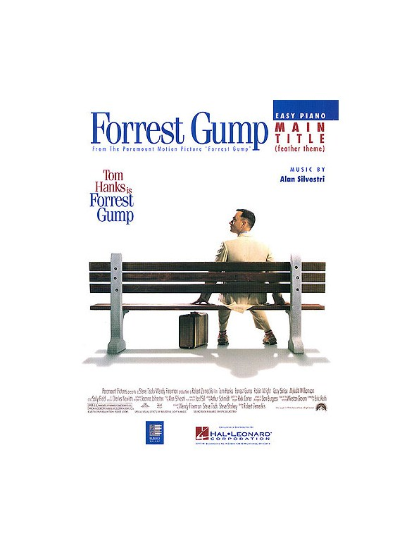forrest gump feather theme pdf