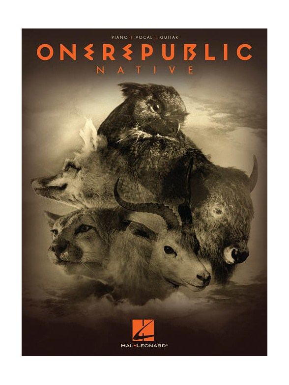 OneRepublic: Native (PVG) - Piano, Vocal & Guitar Sheet Music ...