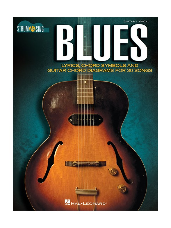 Strum & Sing: Blues - Lyrics & Chords Sheet Music - Sheet Music ...