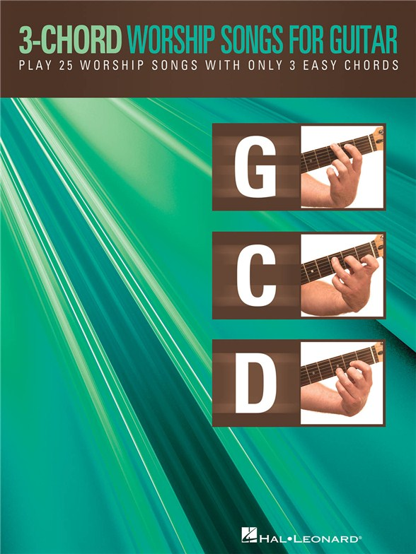 3 Chord Worship Songs For Guitar - Melody Line, Lyrics & Chords ...