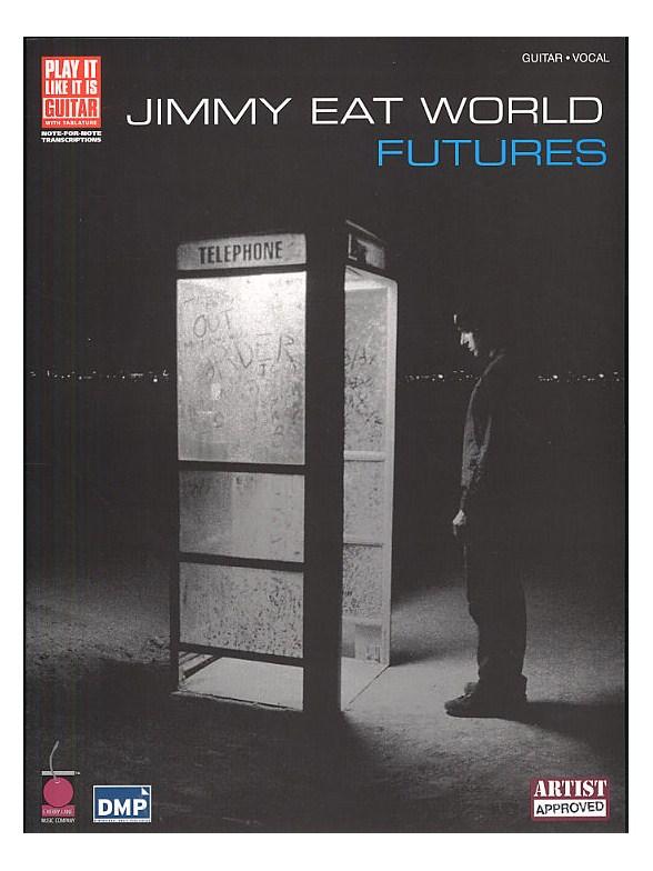 Jimmy Eat World Futures Guitar Tab Sheet Music Sheet Music
