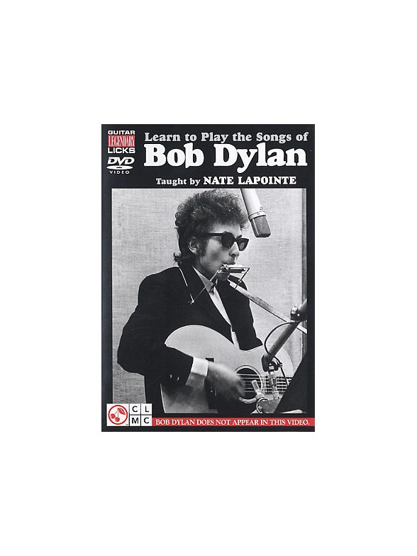 how to play bob dylan songs on guitar