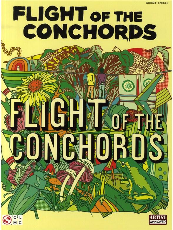 Flight Of The Conchords Easy Guitar Lyrics Chords Sheet Music