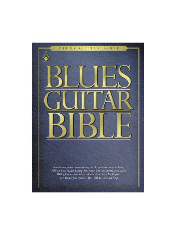 Blues Guitar Bible - Guitar Tab Sheet Music - Sheet Music ...