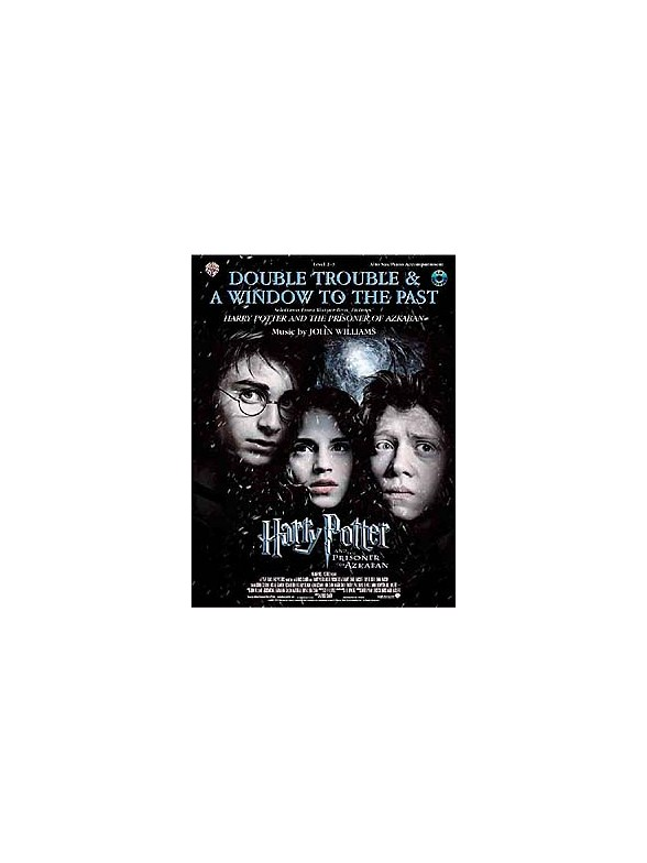 Selected Themes From Harry Potter And The Prisoner Of Azkaban: Alto Saxophone