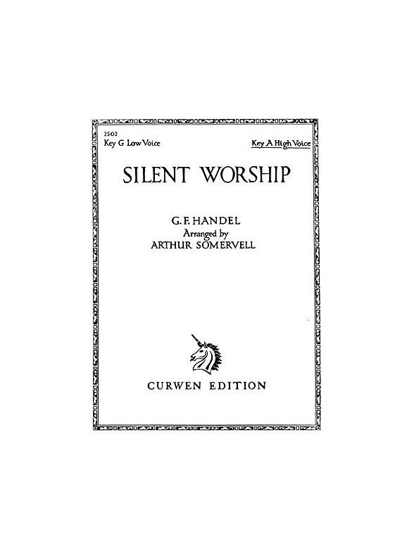 Silent worship image