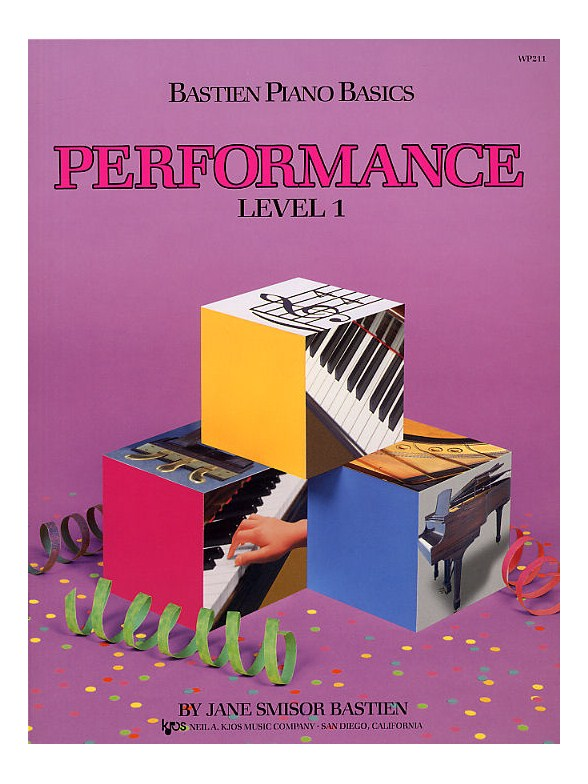 Bastien Piano Basics - Neil A. Kjos Music Company