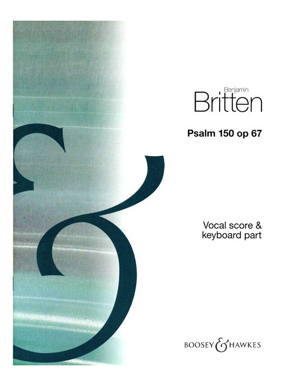 Psalm 150 op 67 vocal score fandeluxe Choice Image