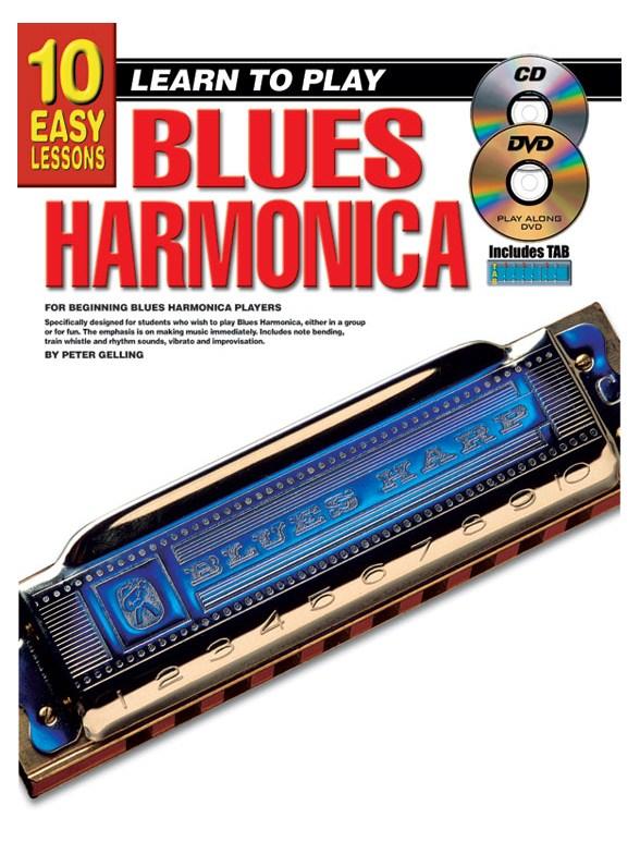 Buy Harmonica Scores Sheet Music Blues