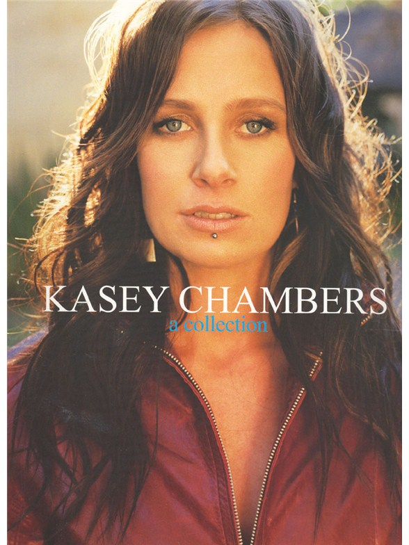 Kasey Chambers Collection PVG - Piano, Vocal & Guitar Sheet Music ...