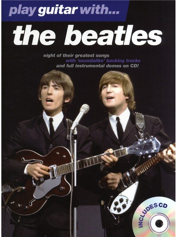 play guitar with the beatles guitar tab audio video sheet music songbooks. Black Bedroom Furniture Sets. Home Design Ideas