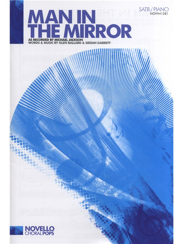 man in the mirror piano sheet music pdf