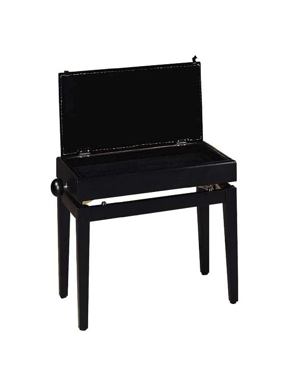 Stagg: PB55 BKP Adjustable Height Piano Bench