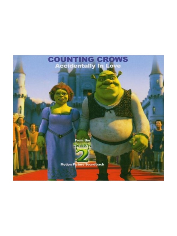 Counting Crows: Accidentally In Love - Lyrics & Chords Digital Sheet ...