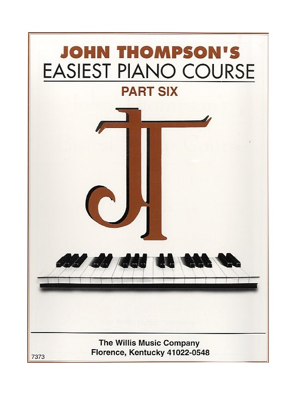 John Thompson's Easiest Piano Course: Part 6
