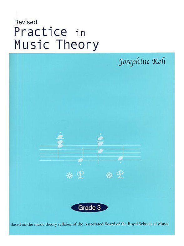 Image Result For Practice In Music Theory Grade Josephine Koh