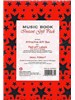 Music Book Small Instant Gift Pack: Red
